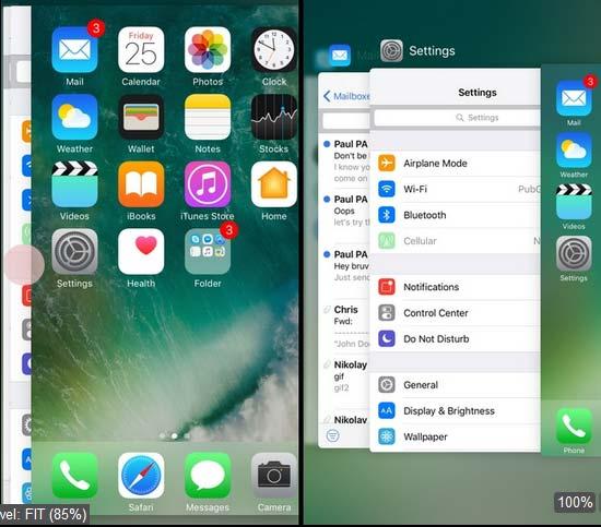 هفت ویژگی پنهان در گوشی های آیفون (3D Touch)