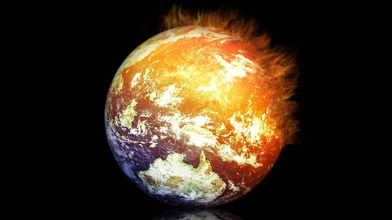 همه آنچه باید درباره گرم شدن زمین بدانید