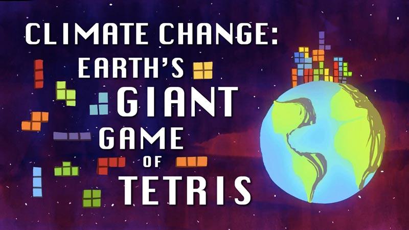 تغییرات آب و هوایی و تشبیه آن به بازی جورچین