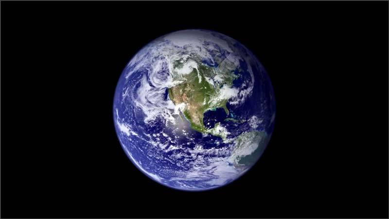 زمین و وضعیت فعلی آن