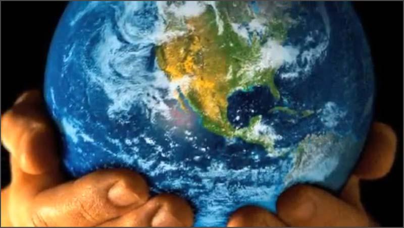 زمین ما همانند یک نوزاد کوچک است
