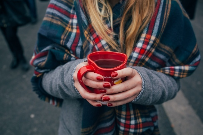 عشق به قهوه