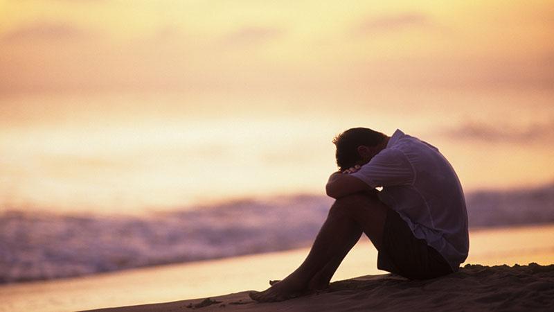 از کجا بفهمیم افسردهایم؟