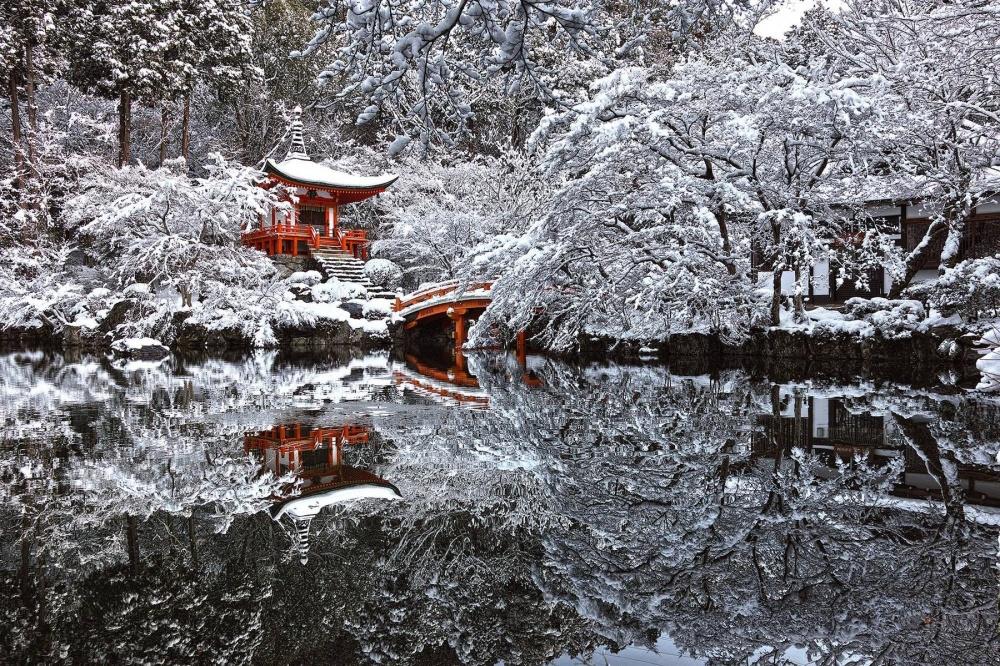 معبدی در کیوتو