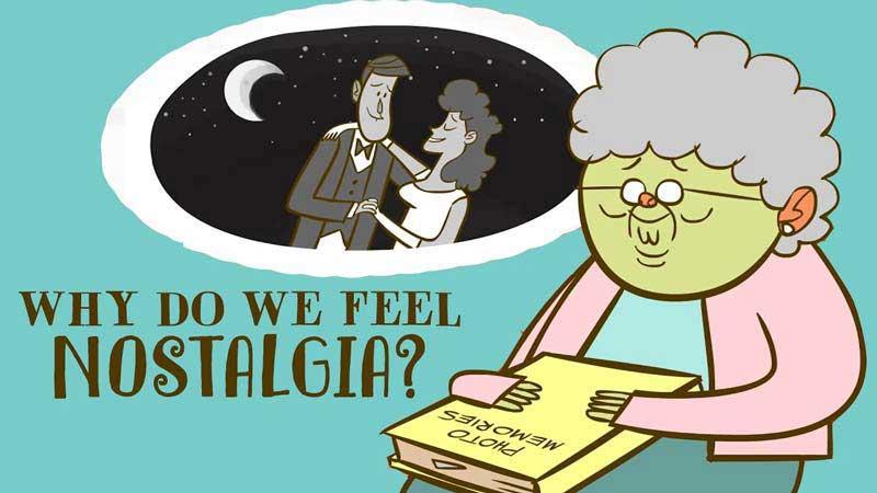 نوستالژی چیست و چرا ما گاهی اوقات احساس دلتنگی میکنیم؟