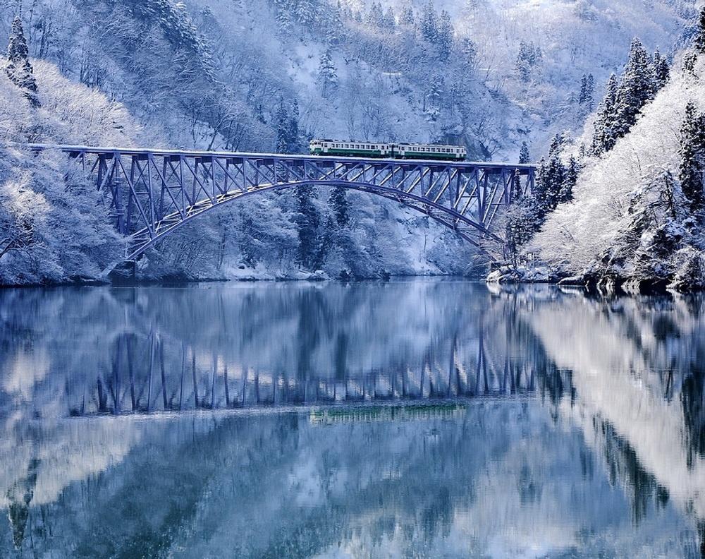 دریاچه تادامی، ژاپن
