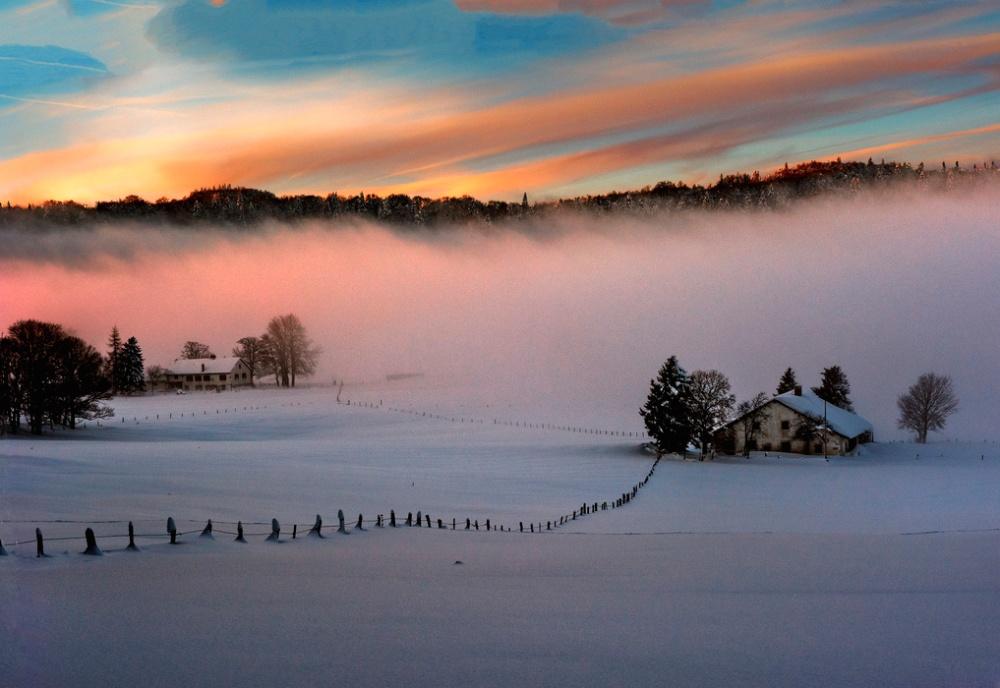 کول دِ لا تورنه، سوئیس