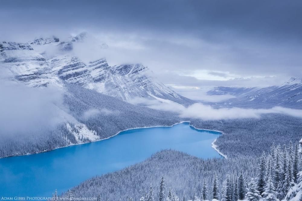 دریاچه پِیتو، کانادا