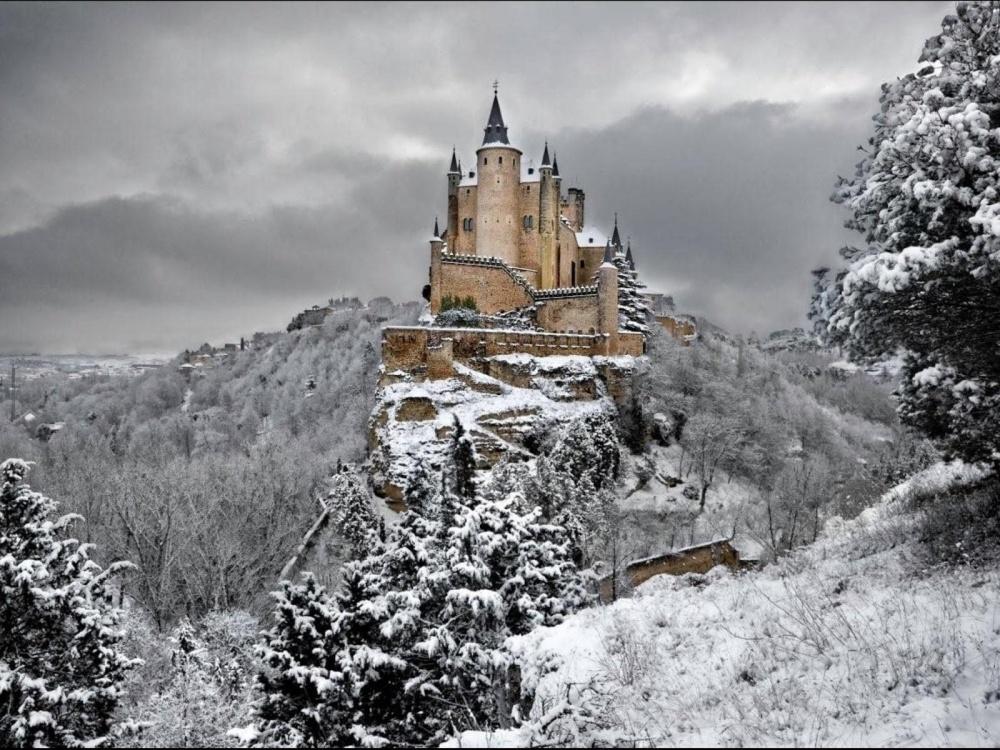 آلکازار سگویا، اسپانیا