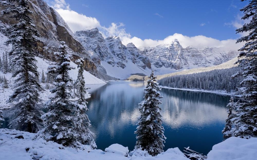پارک ملی بَنف، کانادا
