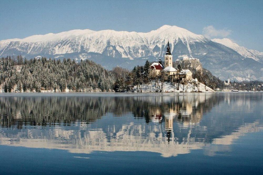 دریاچه بلد، اسلوونی