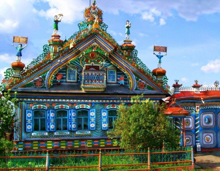 خانه کریلوف نعلبند، کونارای روسیه