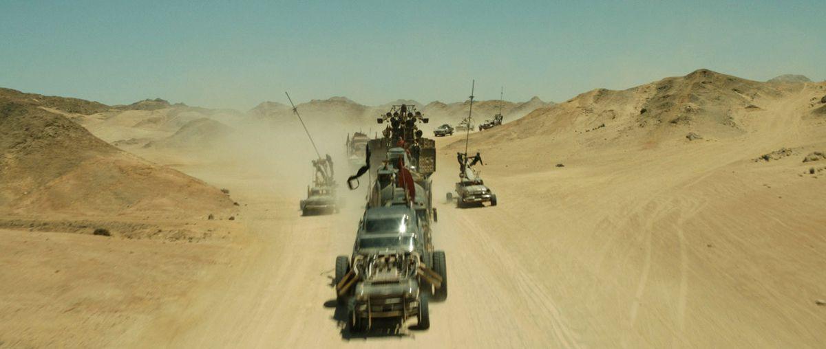 مکس دیوانه: جاده خشم | Mad Max: Fury Road