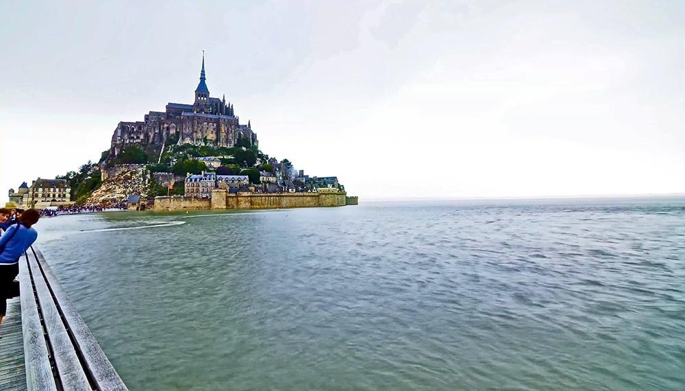 مونت سنت میشل، فرانسه