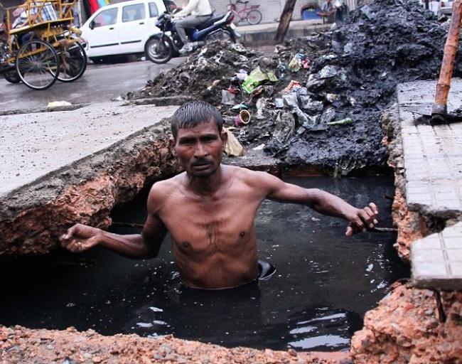 تمیز کردن فاضلاب در هند