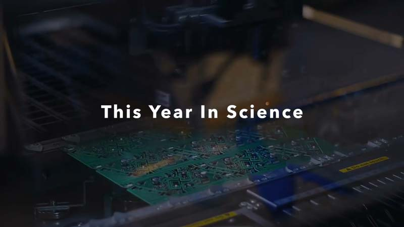 دنیای علم در سال میلادی که گذشت - ۲۰۱۶