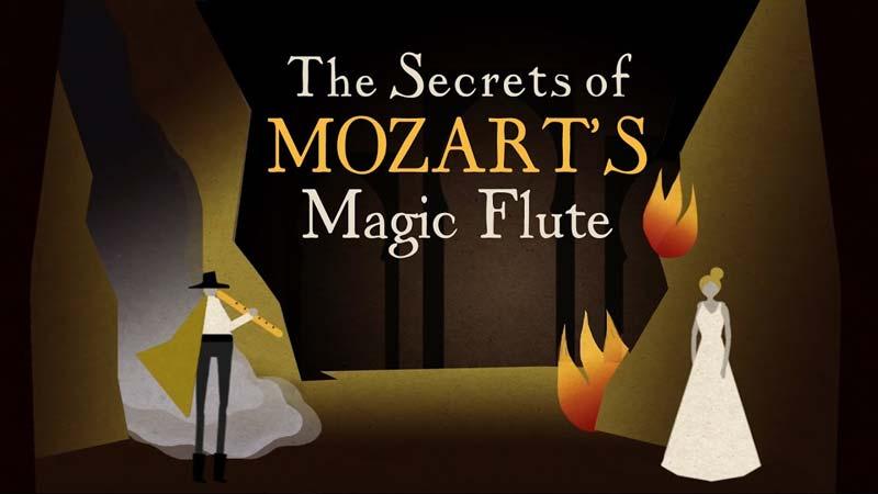 رازهای فلوت سحرآمیز موتزارت