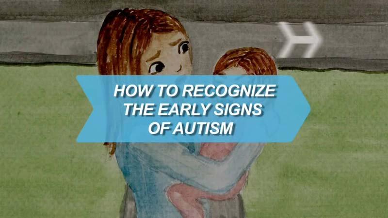 چطور نشانههای اولیهی اوتیسم را تشخیص دهیم؟