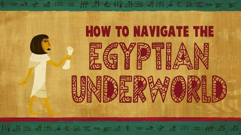 کتاب مردگان مصر باستان
