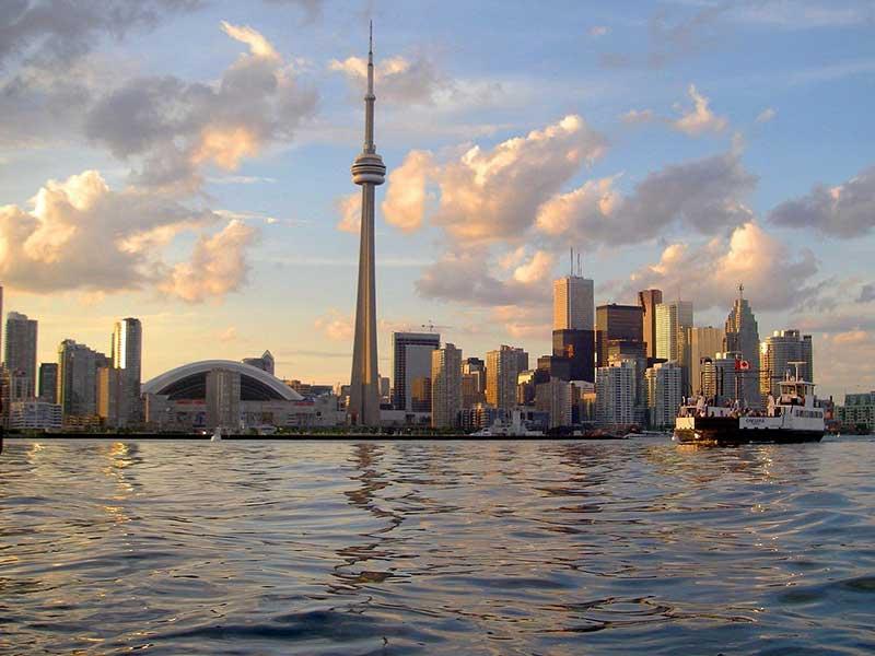 ۲- کانادا: ۱۱۵ شهر