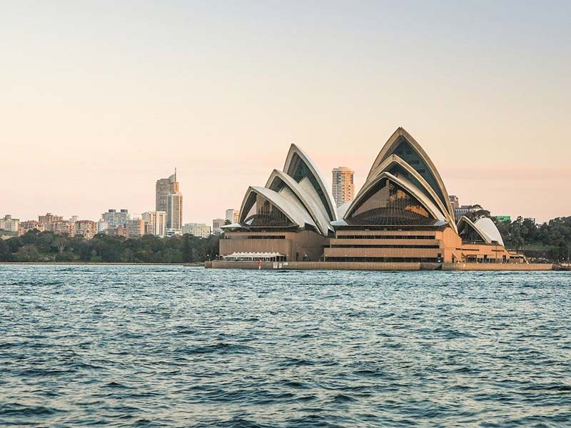 ۴- استرالیا: ۱۵ شهر