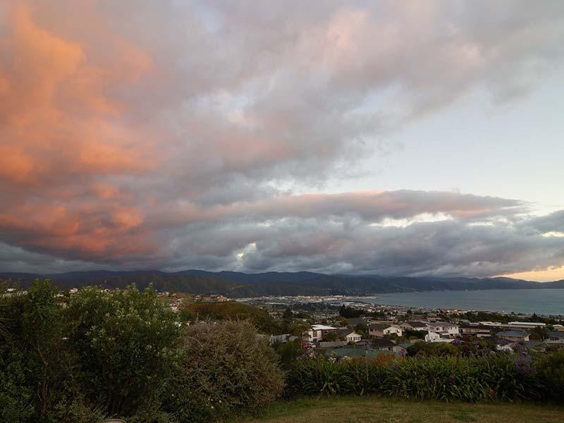۵- نیوزلند: ۱۴ شهر