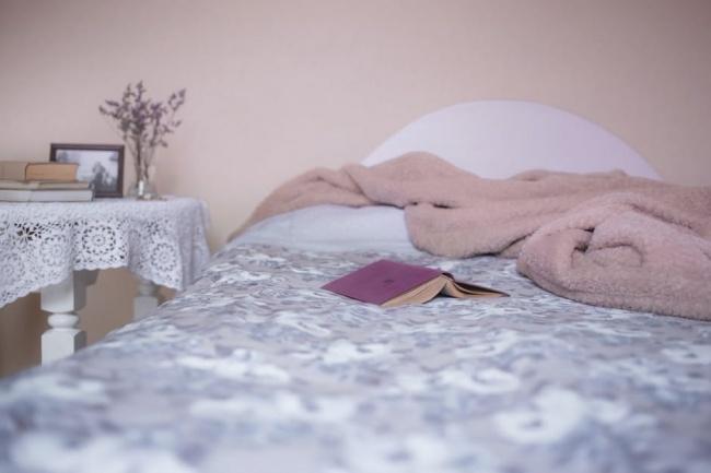تختخواب خود را مرتب نمیکنید.