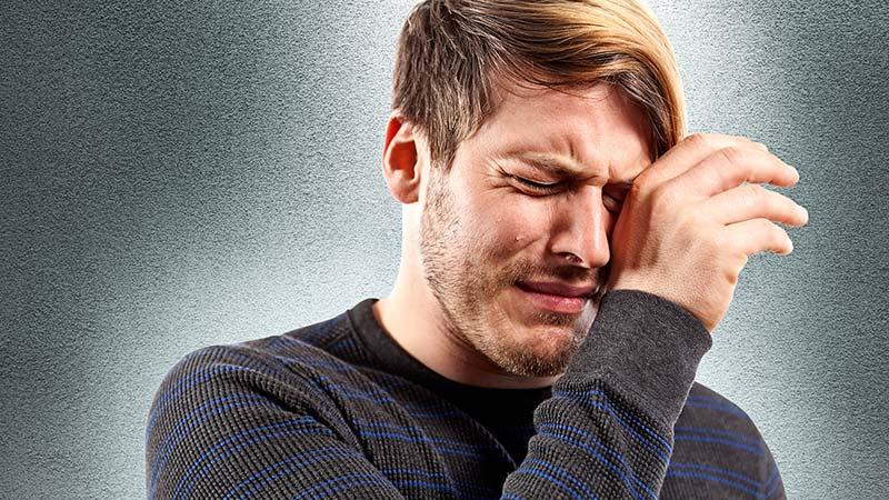 آیا گریه کردن برای حال ما خوب است؟