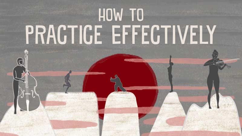 چطوری تمرینی کارآمد داشته باشیم؟