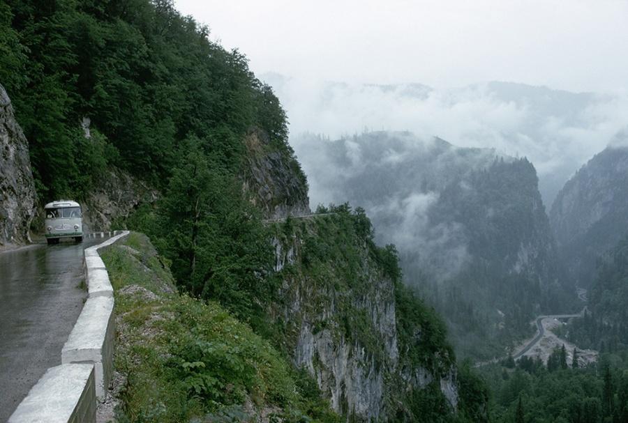 جاده کاسائوس (Caucasus)، روسیه