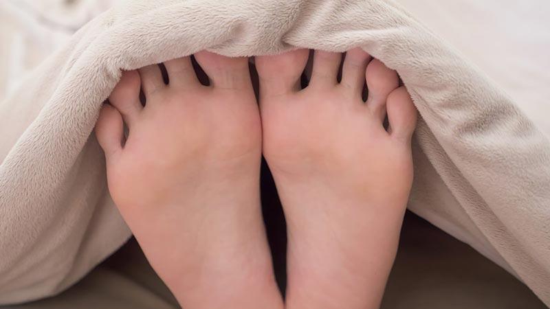 چرا اعضای بدن ما خواب میروند؟