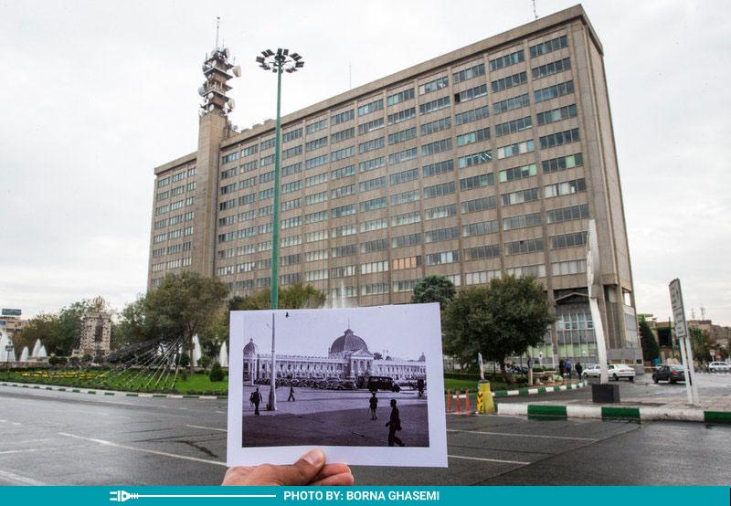 ساختمان تلگرافخانه ۱۳۱۵