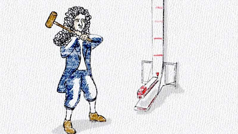 معرفی ۳ قانون نیوتن با یک دوچرخه