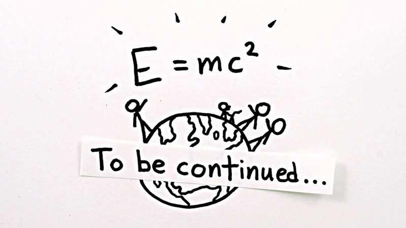E=mc² چرا کامل نیست؟