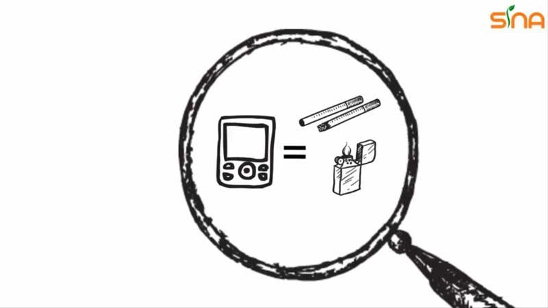 مضرات ابزارهای الکترونیکی و راههای پیشگیری از آن