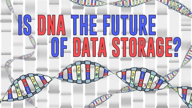 آیا دی ان ای آیندهی ذخیرهی اطلاعات است؟