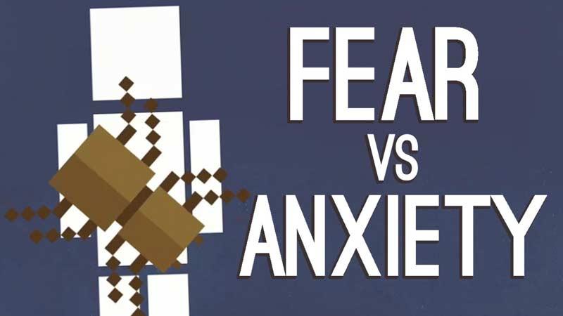 تفاوت ترس و اضطراب چیست؟