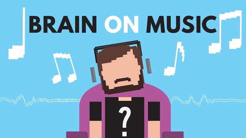 تاثیر گوش دادن به موسیقی بر مغز