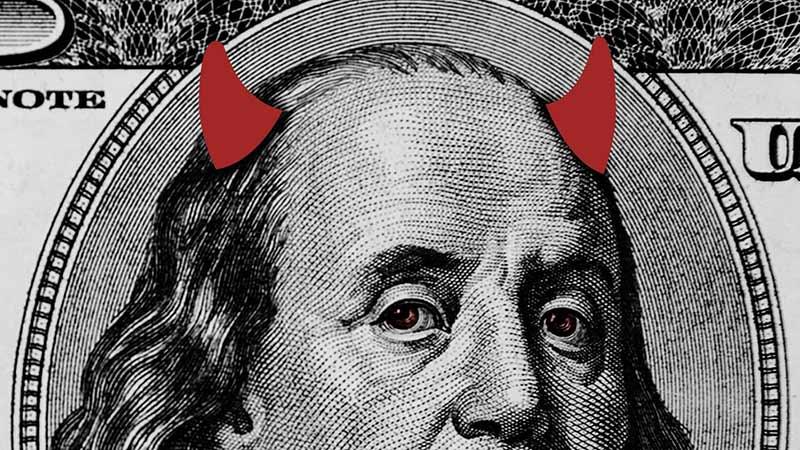 آیا ثروتمندان بیش از دیگران دروغ میگویند و خلاف میکنند؟