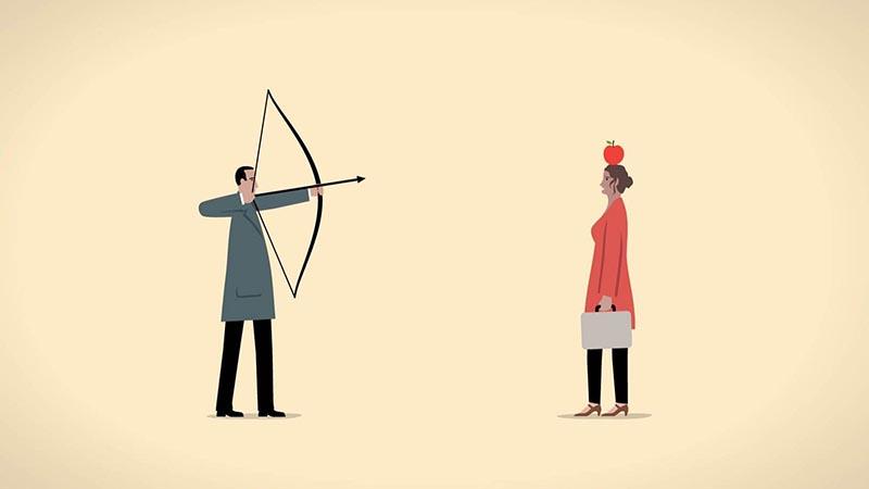 ۱۱ نشانه افرادی که نمیتوان به آنها اعتماد کرد