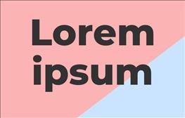 لورم ایپسوم (طرحنما) چیست؟
